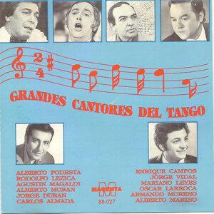 Grandes cantores del tango