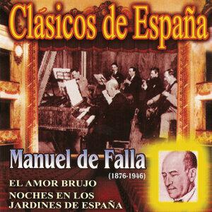 Clásicos De España, Manuel De Falla