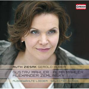 Mahler - Mahler-Werfel - Zemlinsky: Ausgewähl Lieder