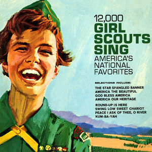 12,000 Girl Scouts Sing America's National Favorites