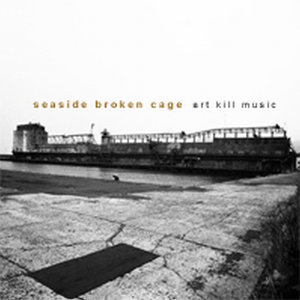 seaside broken cage