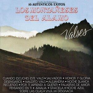 """Serie de Colección 16 Auténticos Éxitos los Montañeses del Álamo """"Valses"""""""