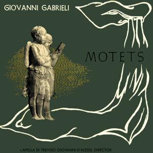 Giovanni Gabrieli Motets