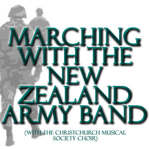 Marching With The New Zealand Army Band