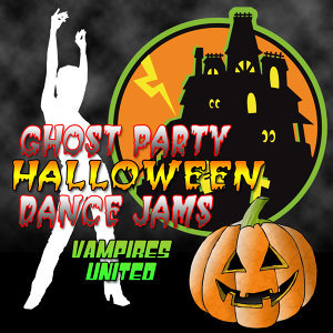 Ghost Party Halloween Dance Jams