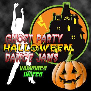 Ghost Party Halloween Dance Jams