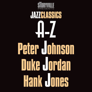 Storyville Presents The A-Z Jazz Encyclopedia-J