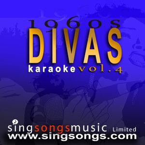 1960s Divas Karaoke Volume 4
