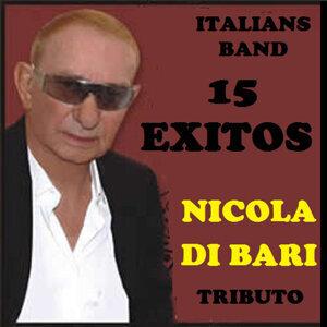 15 Exitos - Tributo Nicola Di Bari