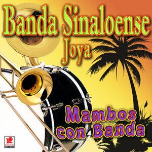 Mambos Con Banda-Banda Sinaloense Joya