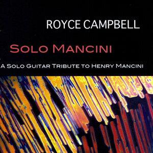 Solo Mancini: A Solo Guitar Tribute To Henry Mancini