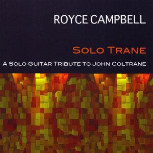 Solo Trane: A Solo Guitar Tribute To John Coltrane