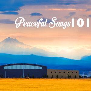 Peaceful Songs 101 - Deep Regeneration, Release Anxiety & Regulate Sleep Cycle
