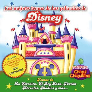 Los Mejores Temas de las Peliculas de Disney