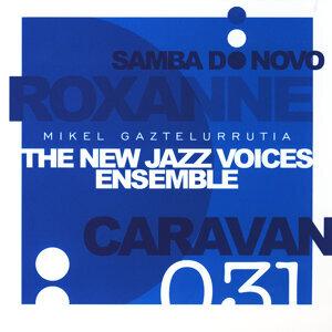 The New Jazz Voices Ensemble
