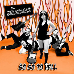 """Go Go to Hell 7"""" - EP"""