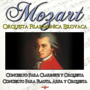 Mozart. Música Clásica. Concierto para Clarinete, Flauta, Arpa y Orquesta