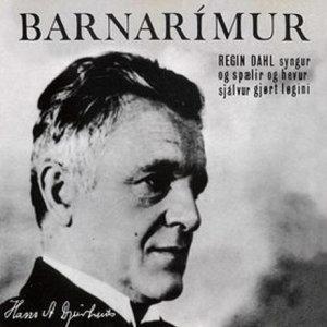 Barnarímur