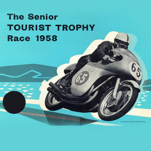 The Senior Tourist Trophy Race 1958 Commented by Murray Walker