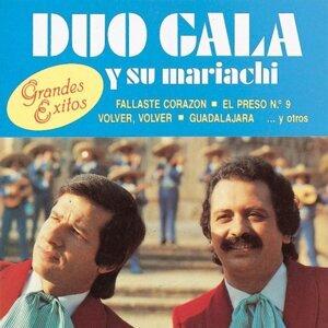 Duo Gala y Su Mariachi: Grandes Exitos