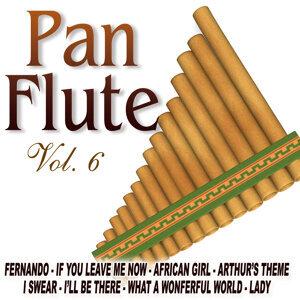 Pan Flute Vol.6
