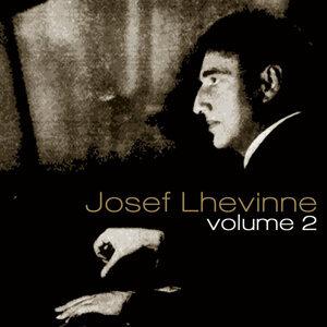 Josef Lhevinne Volume 2