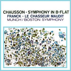 Chausson Symphony & Franck Le Chasseur Maudit