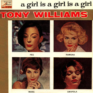 Vintage Vocal Jazz / Swing No. 104 - EP: A Girl Is A Girl