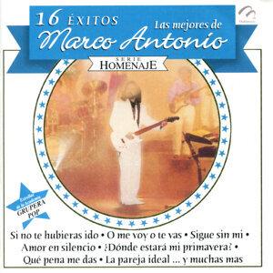 Las Mejores de Marco Antonio