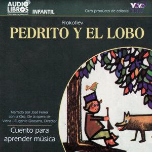 Pedrito y el Lobo & Leopold Mozart: Sinfonía de los jugetes (Unabridged)