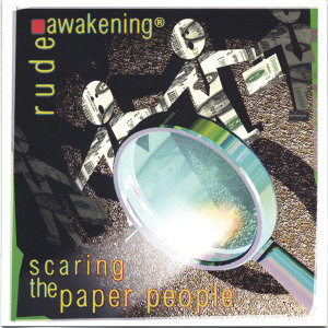 SCARING THE PAPER PEOPLE