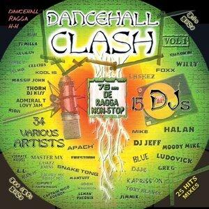 Dancehall Clash, Vol. 1