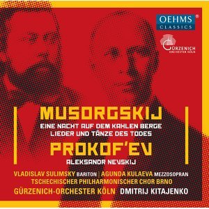 Mussorgsky: St. John's Night on Bald Mountain & Songs and Dances of Death - Prokofiev: Alexander Nevsky