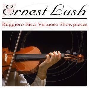Ruggiero Ricci Virtuoso Showpieces