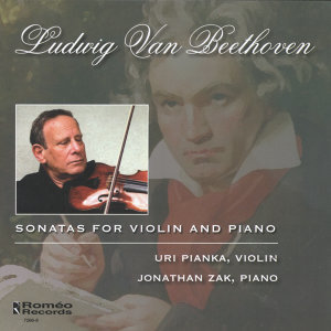 Ludwig van Beethoven: Sonatas For Violin & Piano