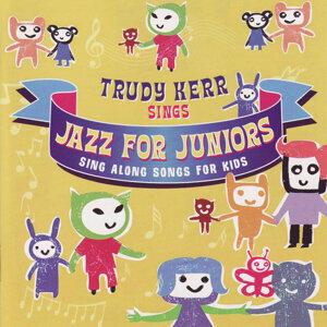 Trudy Kerr Sings Jazz For Juniors