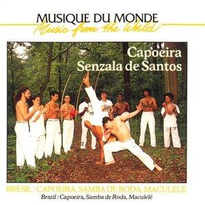 Brésil: capoeira, samba de roda, maculele - Music from the World