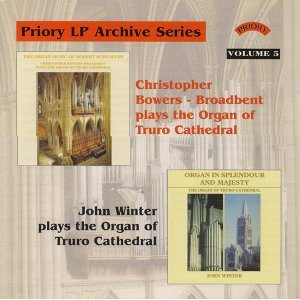 Priory LP Archive Series, Vol. 5: Music on the Organ of Truro Cathedral