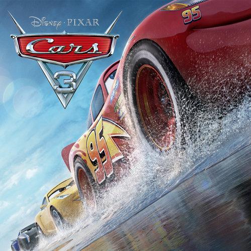 Cars 3 (反斗車王3電影原聲大碟) - Original Motion Picture Soundtrack