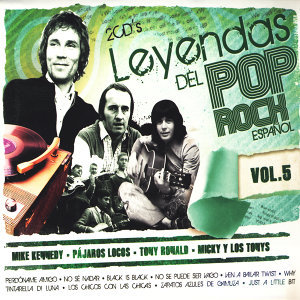 Leyendas Del Pop Rock Español Vol.5