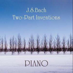 J.S.Bach Two-Part Inventions, Piano (巴哈:二聲部創意曲‧鋼琴版)