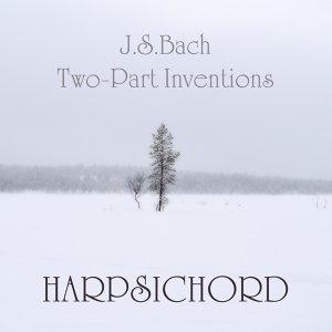J.S.Bach Two-Part Inventions, Harpsichord (巴哈:二聲部創意曲‧大鍵琴版)