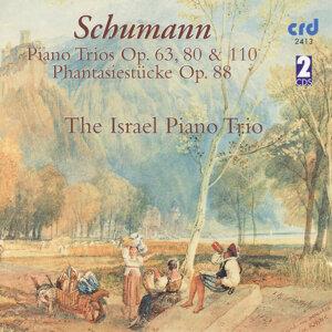 Schumann, Piano Trios Op. 63, 80 & 110 / Phantasiestücke Op. 88