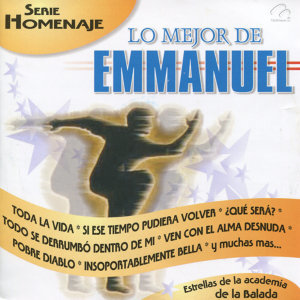 Lo Mejor de Emmanuel