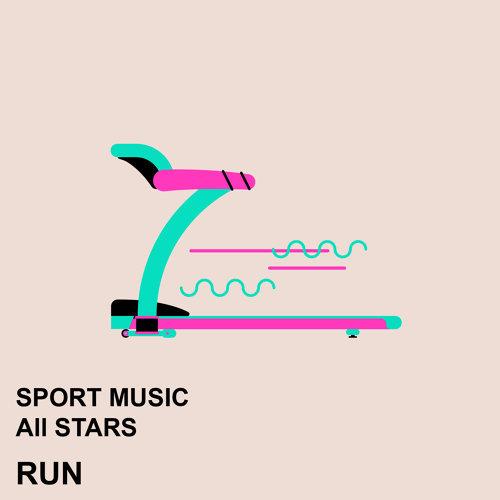 跑步機運動精選輯 : Sport Music All Stars : Run