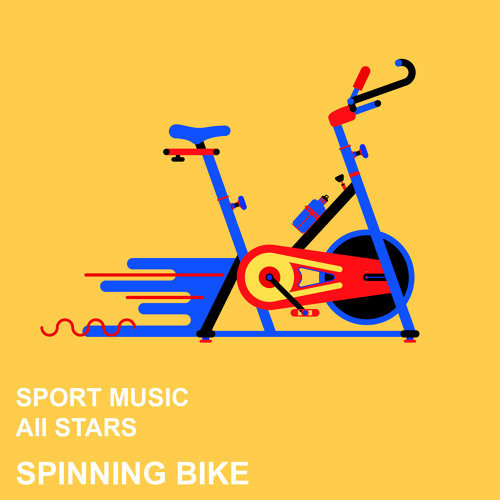 單車飛輪運動精選輯 : Sport Music All Stars : Spinning Bike