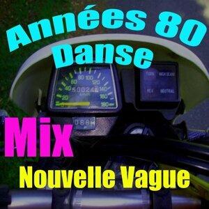 Années 80 danse - Mix