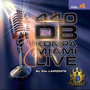 440DB Kompa Miami Live, Vol. 4