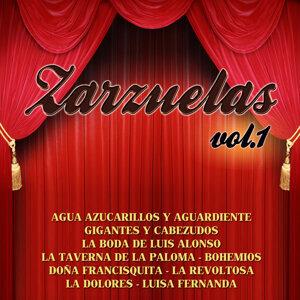 Zarzuelas  Vol. 1