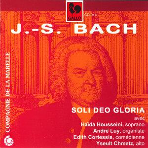 Soli Deo Gloria: Anna Magdalena raconte les événements marquants de la vie de J.-S. Bach
